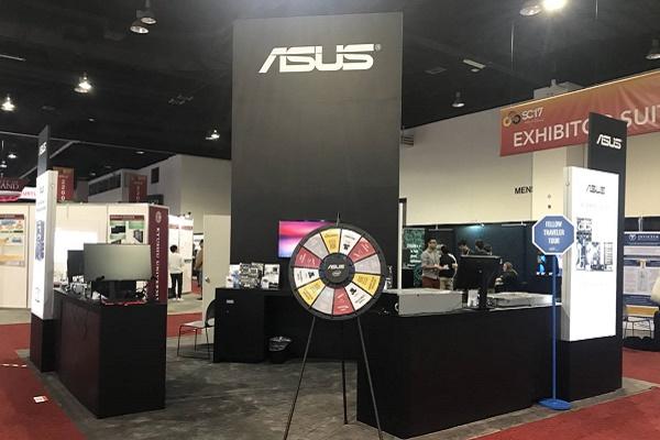 آخرین دستاوردهای سرور های ایسوس در نمایشگاه SC17