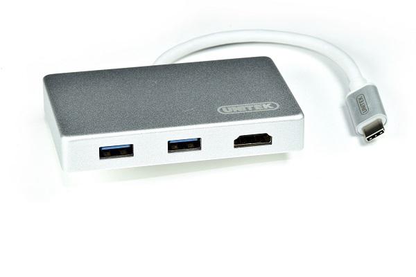 بررسی دستگاه USB3.1 Type-C