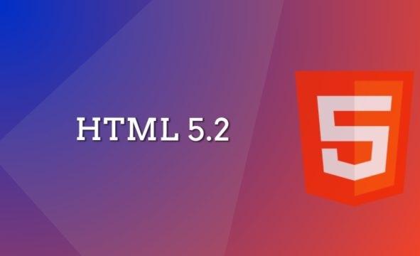 5.2 HTML همراه با قابلیتهای جدید منتشر شد