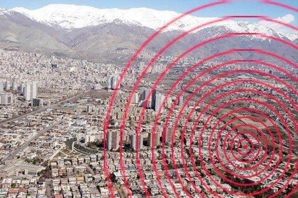 کاهش مصرف اینترنت و افزایش مکالمات تلفنی در زمان وقوع زلزله تهران