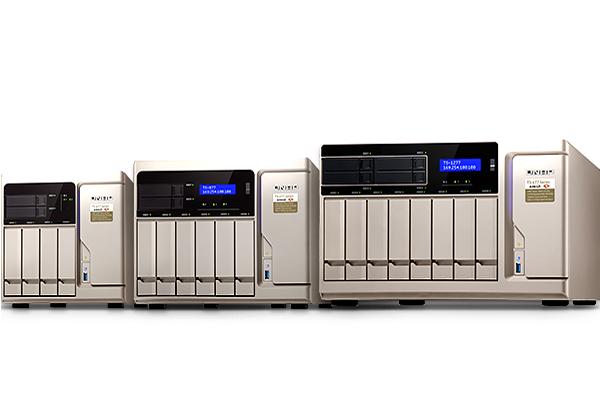 اولین ذخیرهسازهای دنیا با پردازندههای رایزن ایامدی