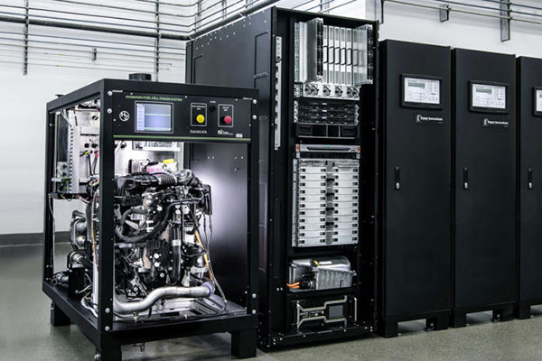 استفاده از سلولهای سوختی برای تأمین انرژی مراکز داده