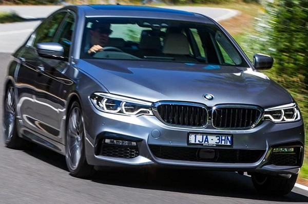 نقد و بررسی بی ام و سری 5 مدل 2017 (BMW Series 5 2017)