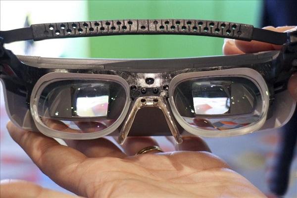 عینک الکترونیکی: عکاسی و دنیای جدید
