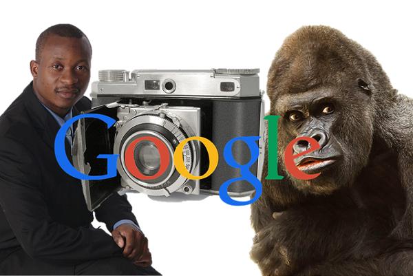 گوگل گوریلها را سانسور میکند!