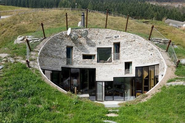 زیباترین، جالبترین و عجیبترین خانههای زیرزمینی