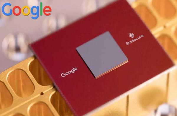 گوگل از پردازنده جدید کوانتومی 72 کیوبیتی خود رونمایی کرد