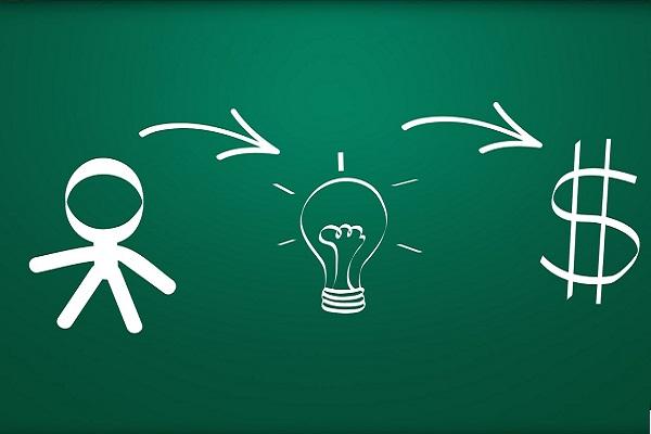 انواع چهارگانه روشهای کسب درآمد