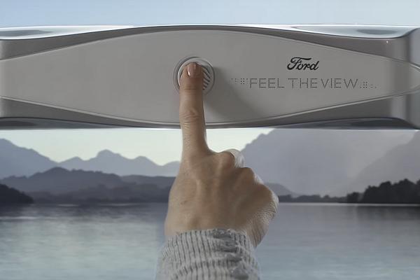 پنجره هوشمند فورد به نابینایان امکان دیدن میدهد + ویدیو