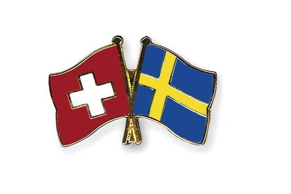 تاریخ و ساعت بازی سوئد و سوییس در جام جهانی 2018 روسیه