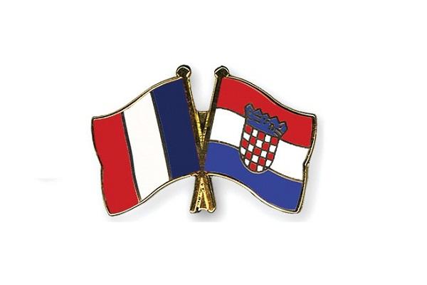تاریخ و ساعت بازی فرانسه و کرواسی