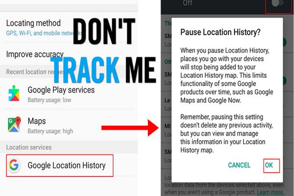 چگونه از ردگیری موقعیت مکانی خود توسط سایتها در کروم و اپلیکیشنها جلوگیری کنیم