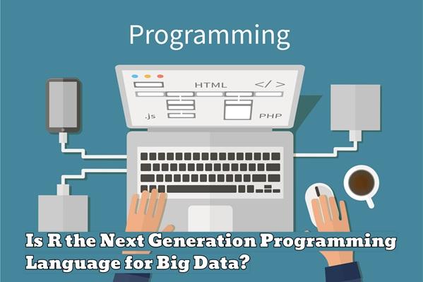 سرانجام زبان برنامهنویسی R یکهتاز دنیای بزرگ دادهها خواهد شد؟