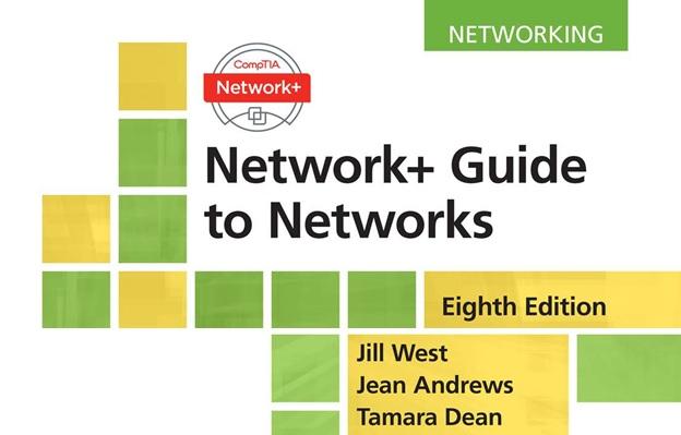 دانلود کنید: Network+ راهنمای شبکهها ویرایش هشتم