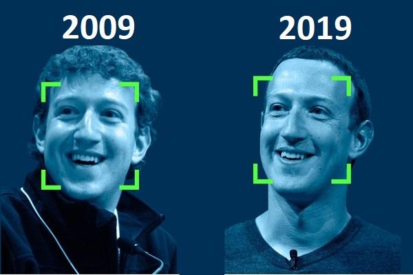 آیا هشتگ 10YearChallenge، ابزاری برای آموزش سامانههای هوشمند تشخیص چهره است؟