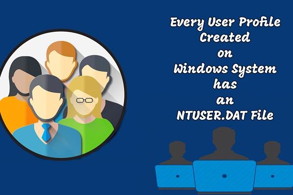 فایل NTUSER.DAT چیست و چه کاری در ویندوز انجام میدهد؟