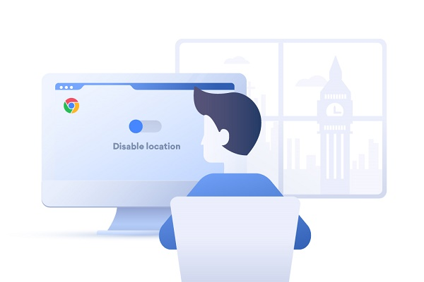 چگونه لوکیشن گوگل کروم را خاموش کنیم
