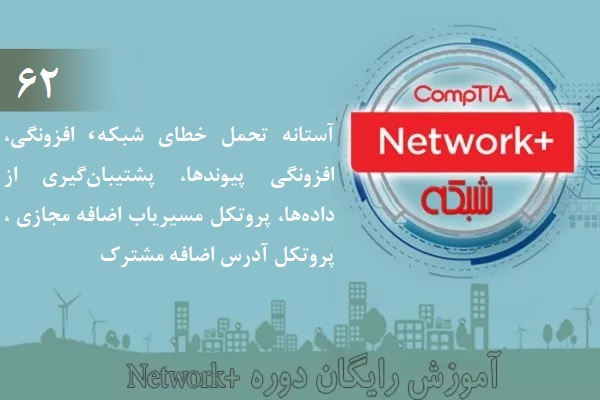 آموزش رایگان دوره نتورکپلاس (+Network)  (بخش 62)
