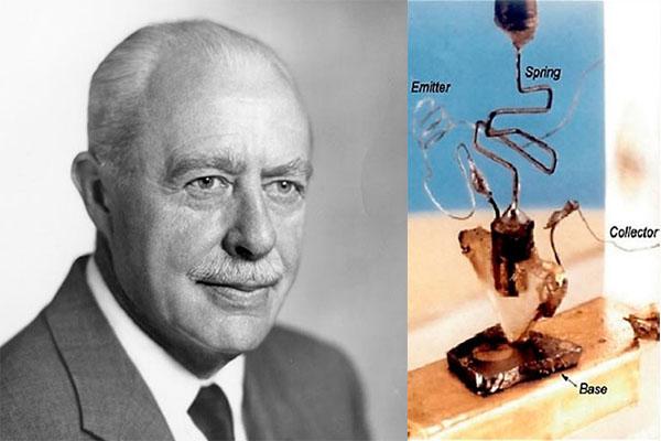 داستان سه مخترع ترانزیستور – قسمت دوم: والتر براتین