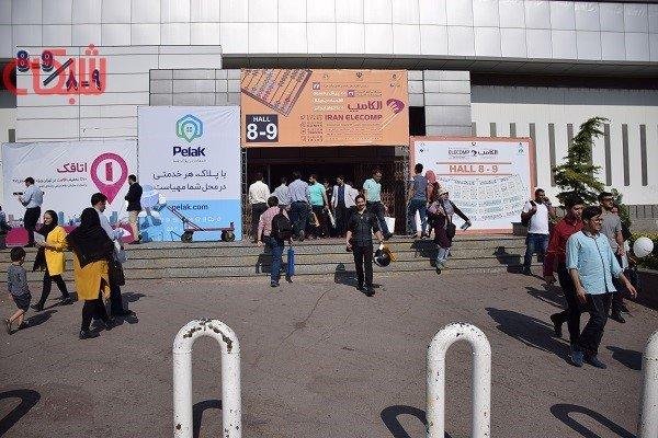 بیست و پنجمین دوره نمایشگاه الکامپ افتتاح شد