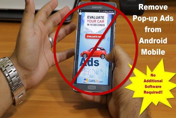 چهار روش قدرتمند برای مسدود کردن تبلیغات پاپآپ در گوشی اندروید