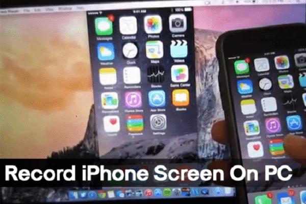 چگونه صفحه گوشی آیفون را روی کامپیوتر ویندوزی یا مک ضبط کنیم