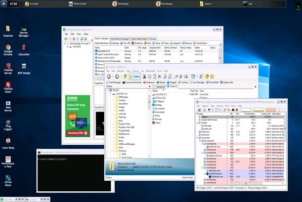 چگونه باید Windows Server Core 2019 را مدیریت و پیکربندی کنیم؟