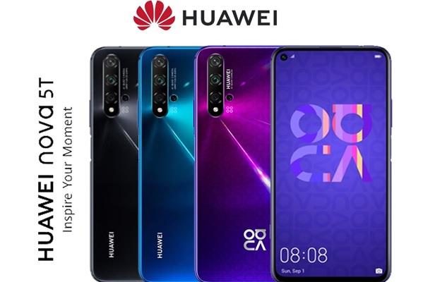 نگاهی به گوشی هوشمند هوآووی Nova 5T