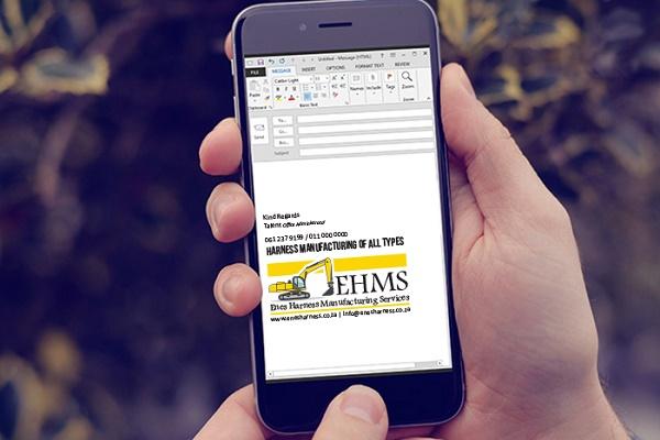 چگونه در اندروید امضای ایمیل شخصی بسازیم؟