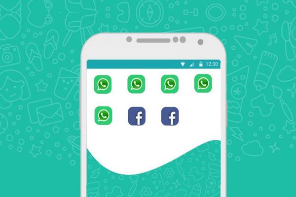 آموزش نصب و راه اندازی چند اکانت واتساپ روی گوشی
