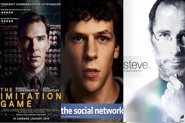 5 فیلم درباره داستان زندگی بزرگان IT که باید ببینید