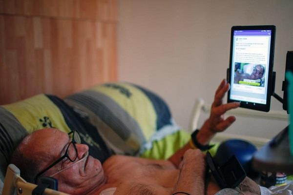 اتانازی مرد فرانسوی در جهان بیمرز تکنولوژی - شهر فیسبوک