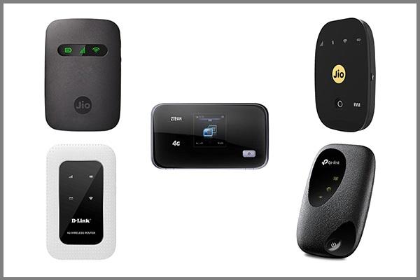 راهنمای خرید مودم روتر 4G همراه/جیبی غیراپراتوری سال 99