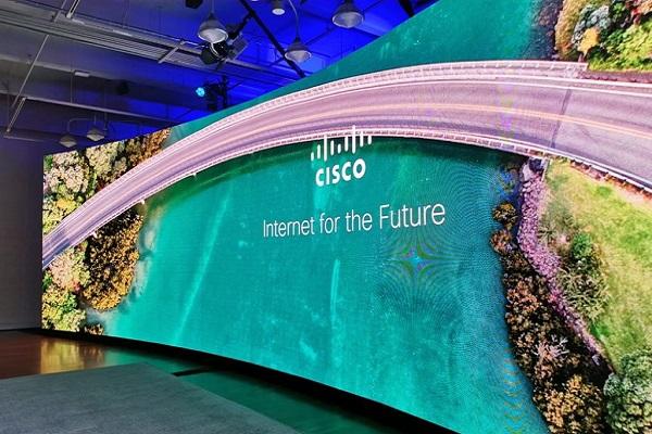 سیسکو با ساخت تراشه ویژهای آینده اینترنت را ترسیم کرد