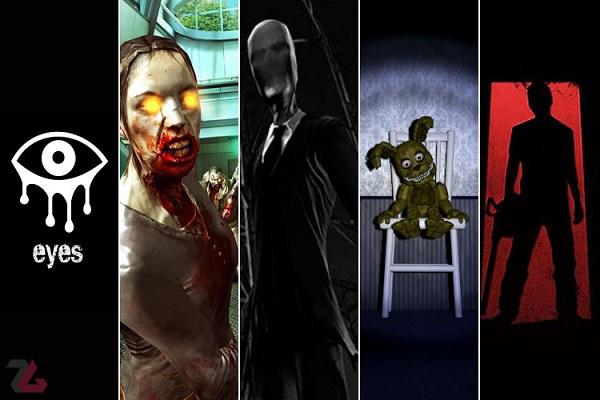 10 بازی برتر ترسناک موبایل