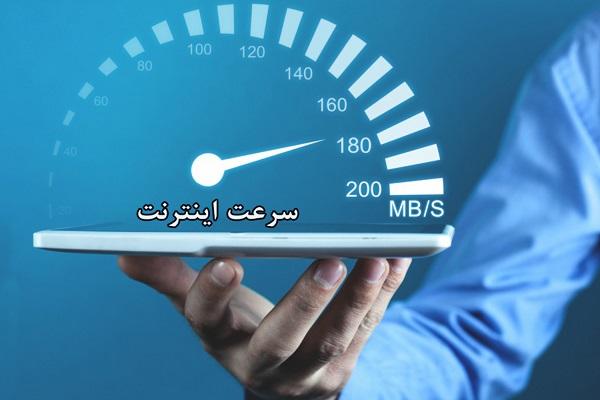 تعداد مشترکین ایرانی اینترنت ثابت به تفکیک سرعت، فناوری و اپراتور