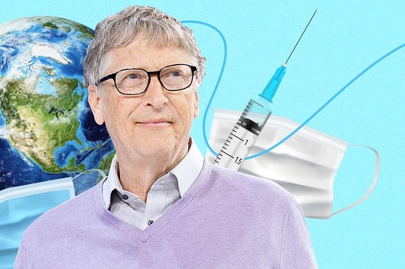 واکسن کرونا و ریزتراشههای بیل گیتس