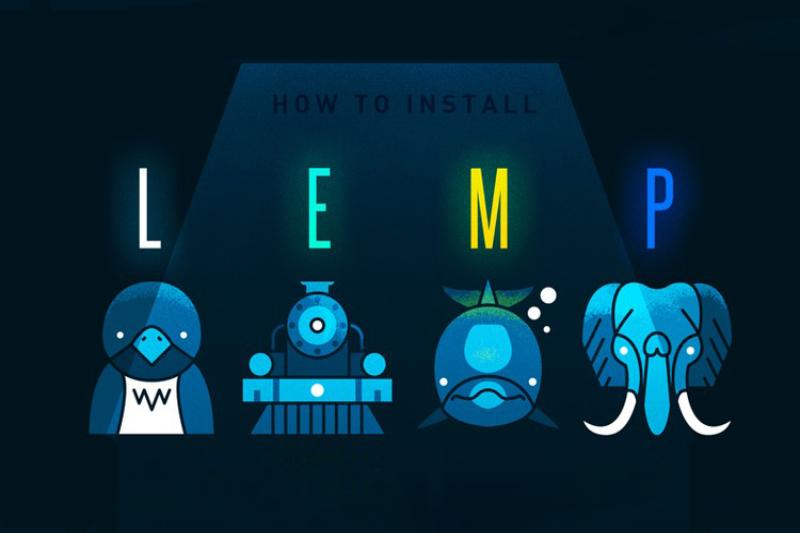 چگونه LEMP را روی سیستمعاملهای لینوکسی نصب کنیم؟