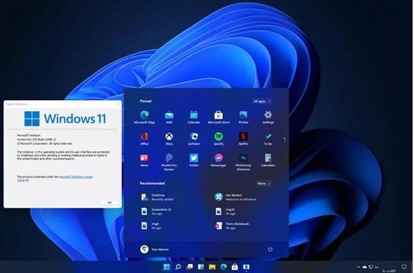مایکروسافت به طور رسمی از ویندوز 11 رونمایی کرد