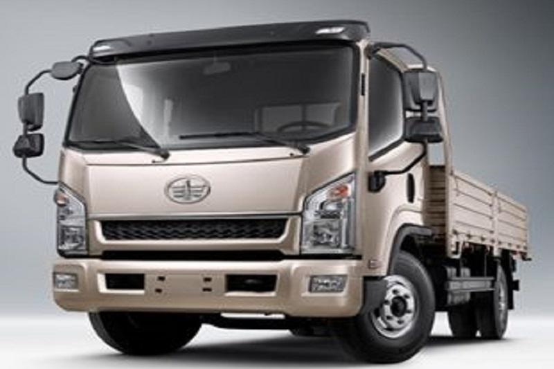 معرفی کامیونتهای 6 تن بازار