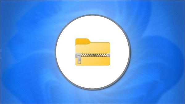 چگونه فایلهای موجود در ویندوز11 را Zip و Unzip کنیم؟