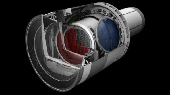 عکسبرداری 3200 مگاپیکسلی از فضا