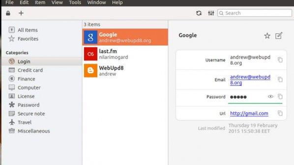 Enpass؛ نرمافزار مدیریت کلمات عبور در لینوکس