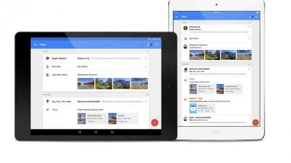 ایندکس؛ برنامه ایمیل تازه گوگل روی iPad
