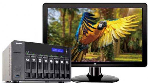 ذخیرهسازی برای ویدیوهای 4K و سرعت 10 گیگابیت بر ثانیه
