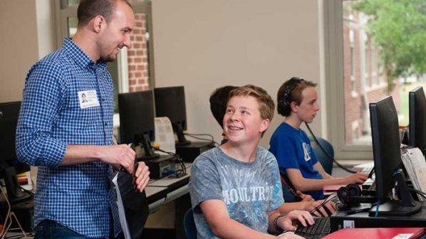 آموزش رایگان برنامهنویسی و علوم کامپیوتر به کودکان
