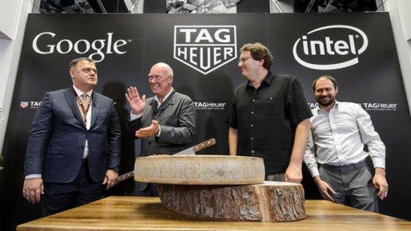 نخستین ساعت هوشمند آندروید سوییسی با همکاری اینتل و گوگل