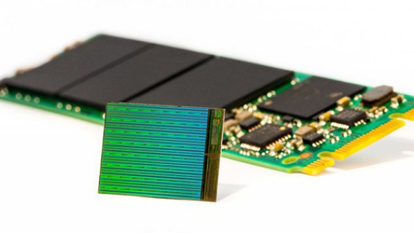 پیش به سوی SSD ده ترابایتی