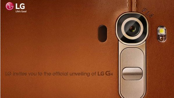 LG G4 آخر آوریل معرفی میشود