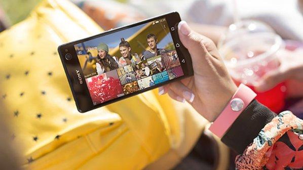 سونی گوشی هوشمند Xperia C4 را معرفی کرد